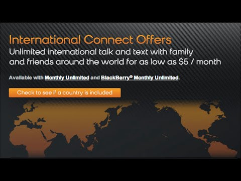 Boost Mobile International Plans/Rates (HD)