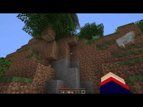 Minecraft en Société - Prémices d'une Civilisation #1
