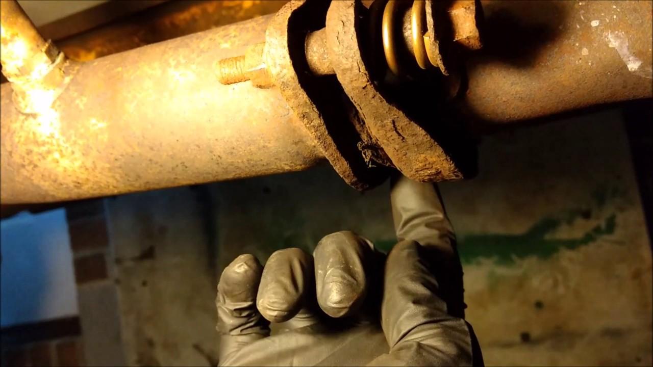 ford ranger exhaust repair