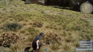 Final Fantasy XV, Blind playthrough Day 2, Part 1
