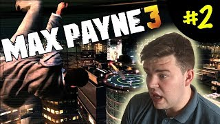 NIGHTCLUB ATTACK | MAX PAYNE 3
