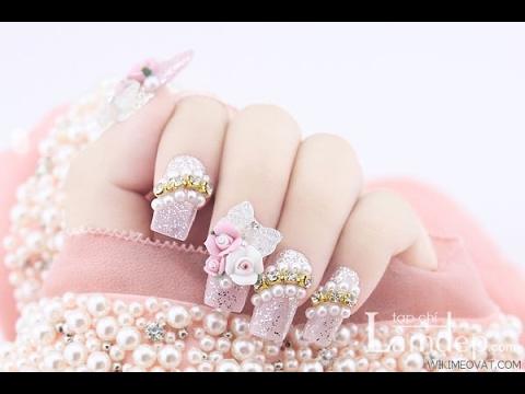 Best Nail Art 2017 Most Beautiful Nail Art Youtube