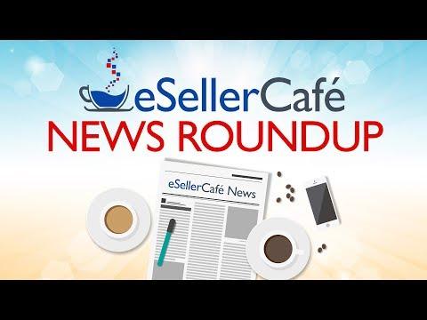 [LIVE] eSellerCafe eCommerce News Roundup 9th October - Episode 25 - ft Google, Walmart & more