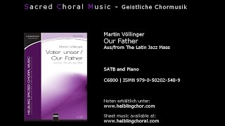 Martin Völlinger - Our Father (The Latin Jazz Mass)