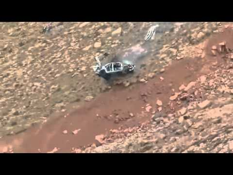 Jeremy Foley Crash   Pikes Peak International Hill Climb 2012   YouTube