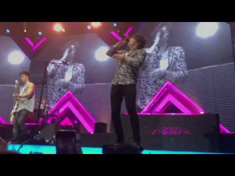 The Vamps ft Martin Jensen - Solo dance at the O2