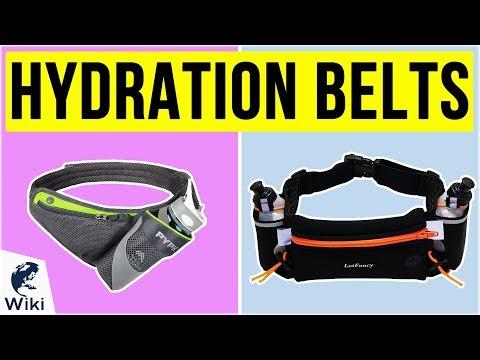 10 Best Hydration Belts 2020
