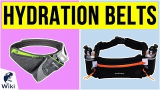 10 Best Hydration Belts 2020