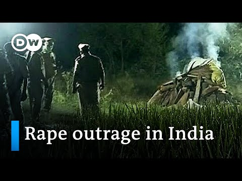 Latest case of gang rape in India causes outrage | DW News
