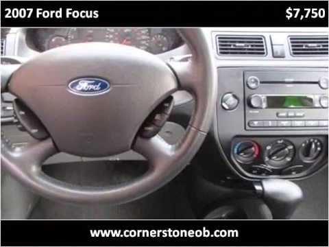 2007 ford focus used cars olive branch ms youtube. Black Bedroom Furniture Sets. Home Design Ideas