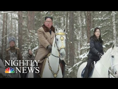 Kim Jong Un Signals Big Decision To Come Likely Involving The United States | NBC Nightly News