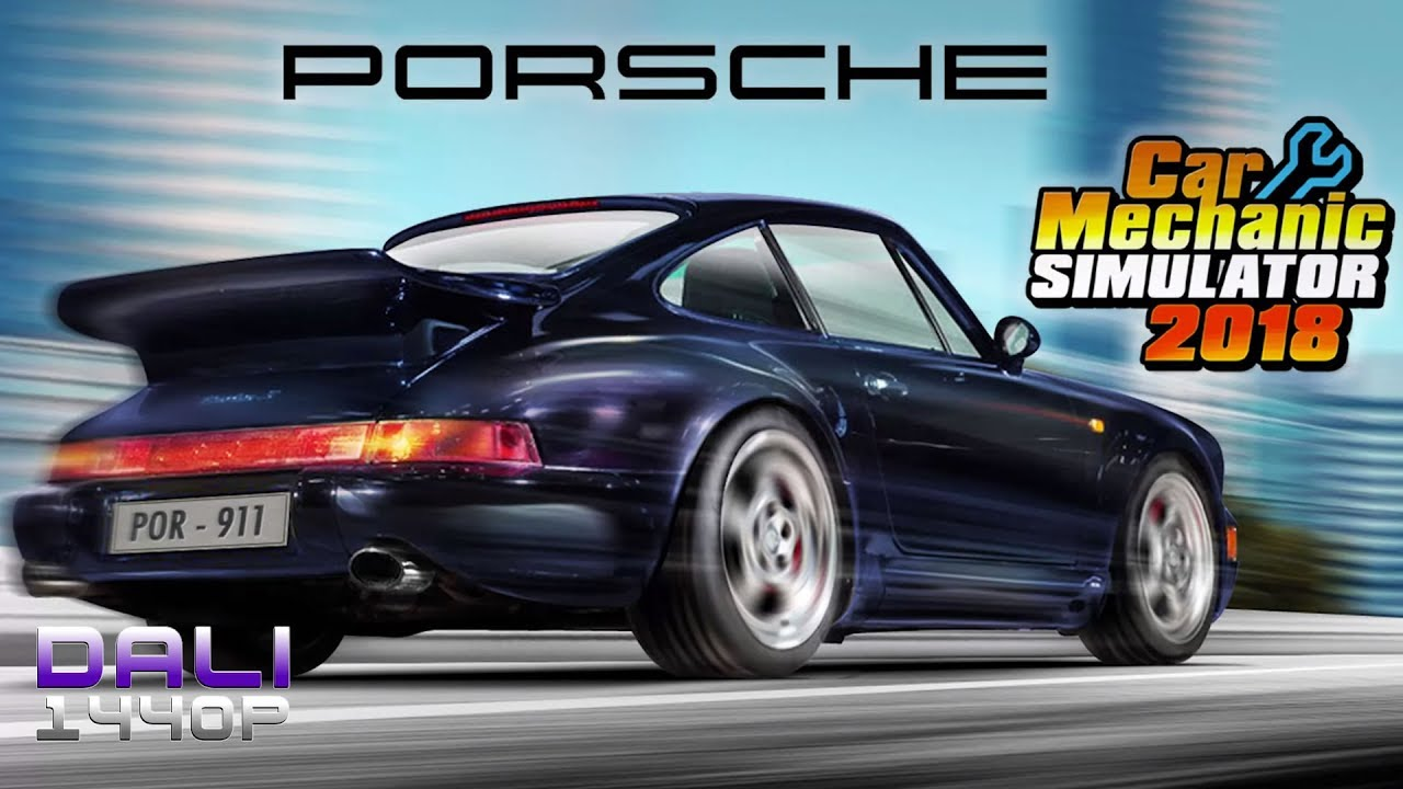 Car Mechanic Simulator 2020 Engine Swap List.Car Mechanic Simulator 2018 Porsche Dlc Showroom And Parts 1440p 60fps