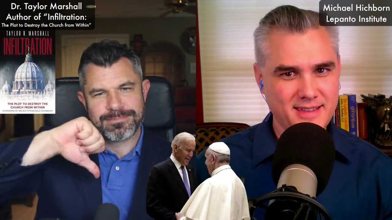 Are USA Bishops Funding Joe Biden's Election Campaign? with Michael Hichborn