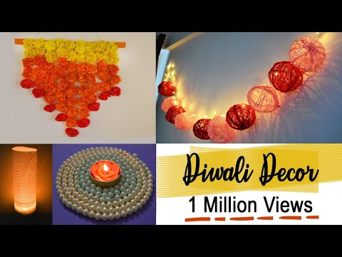 DIY Diwali Home Decor 2016