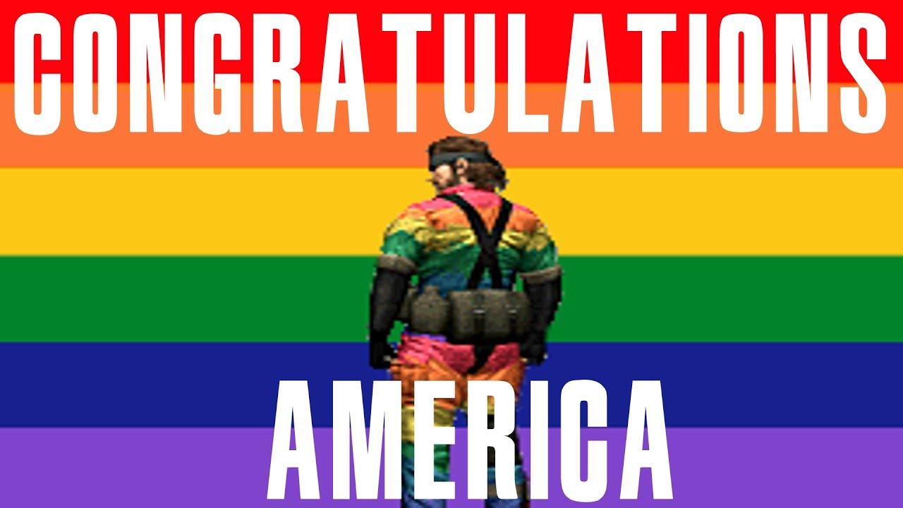Obamas gay rights speech