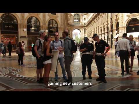 European Innovation Academy 2017 - Milan Customer Validation
