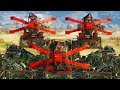 [REUPLOAD] ✖✖✖=DANGER!!! Triple Phoenix Hover Review- CROSSOUT Gameplay
