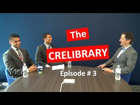 Construction Management and the Fastest Growing Company in Canada with Marcus Gillam | CRELIBRARY #3