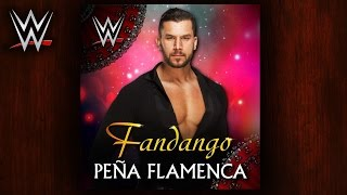 "WWE: ""Peña Flamenca"" (Fandango) Theme Song + AE (Arena Effect)"