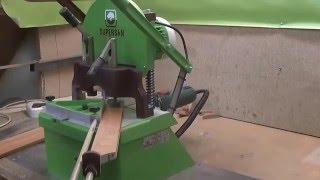 видео Автоматизированный комбинированный станок Supersan 03