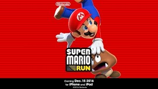 Repeat youtube video Introduction to Super Mario Run