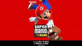 Introduction to Super Mario Run thumbnail