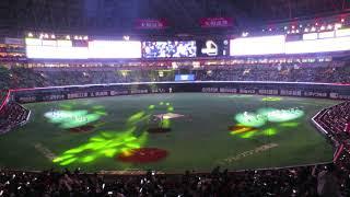 2018年プロ野球オープン戦 シーズンスタートデー 2018年3月3日 福岡ヤフ...