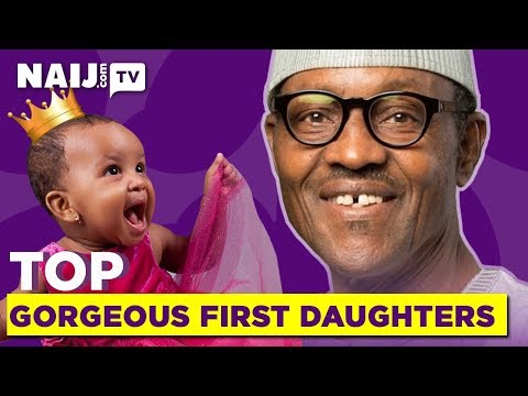 Top Beautiful Daughters of African Presidents – Mnangagwa, Buhari and Dos Santos | Naij.com TV