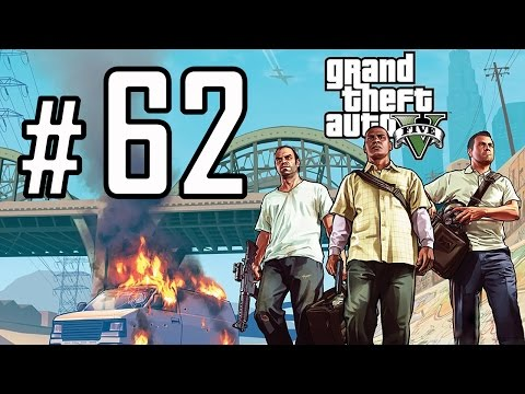 Grand Theft Auto V Walkthrough/Gameplay HD - Part 62 [No Commentary]