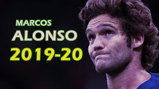 Marcos Alonso 20192020 - Skills amp Assists
