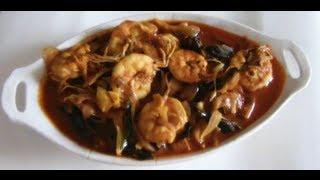 Kerala special prawn curry Thumbnail