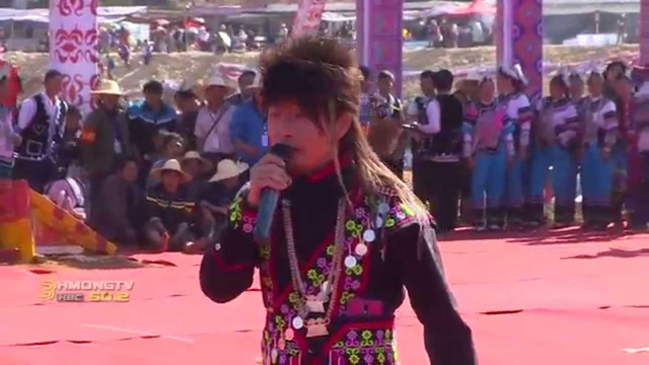 3HMONGTV: KABYEEJ VAJ talks to NPAWG TOOJ & YENGTHA HER during Hmong Int'l Hauvtoj, China