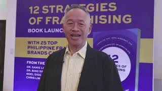 Ben Liuson (The Generics Pharmacy) Tips for Franchisors