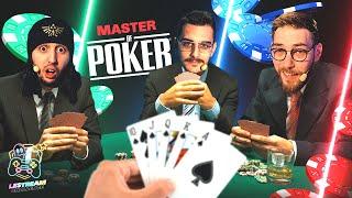 Qui sera LE MASTER sur le tournoi de Poker ? (avec autotune) | LeStream Challenge #12