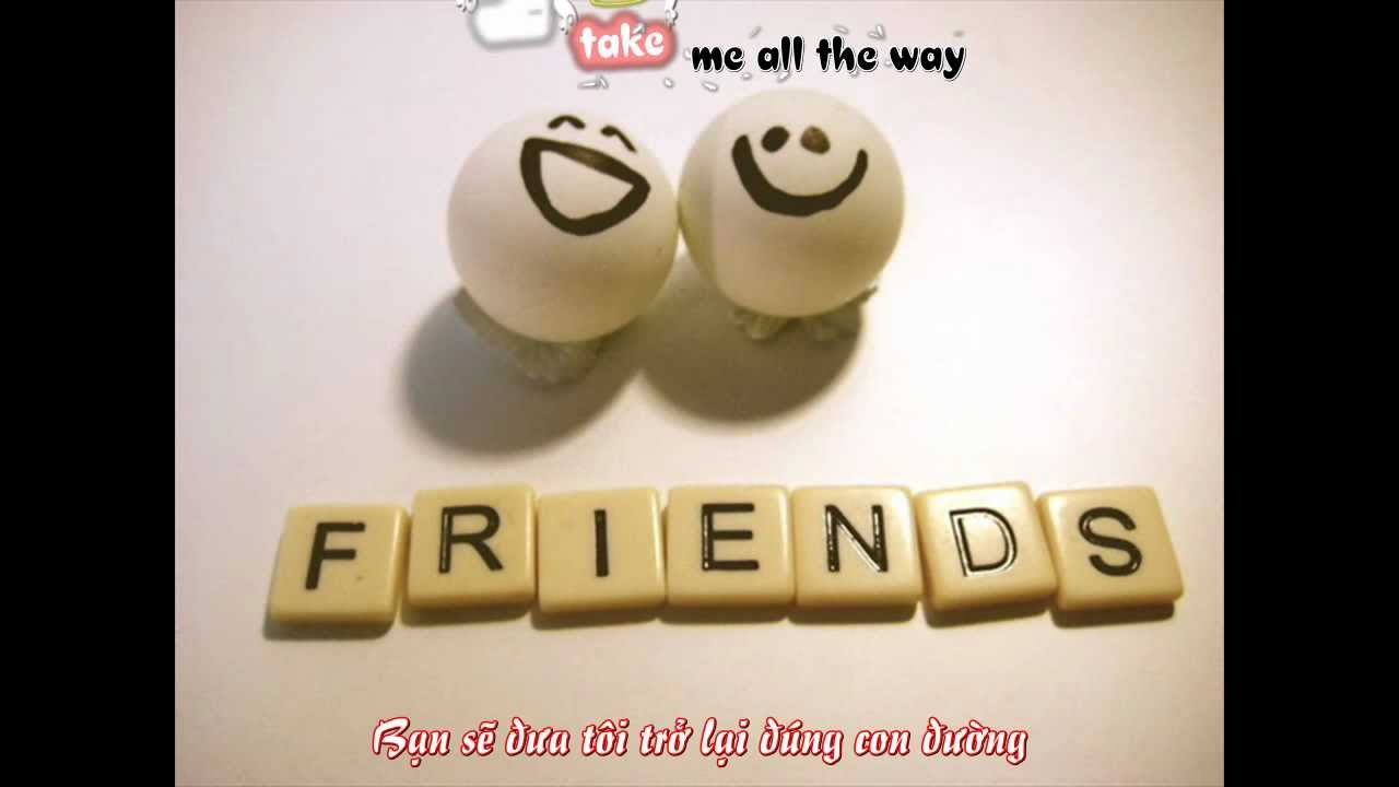 Best Friend Birthday Quotes Wallpaper Vietsub Kara Friend Forever Fiona Fung Youtube