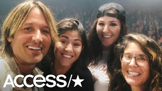 Keith Urban Made One Lucky Fan