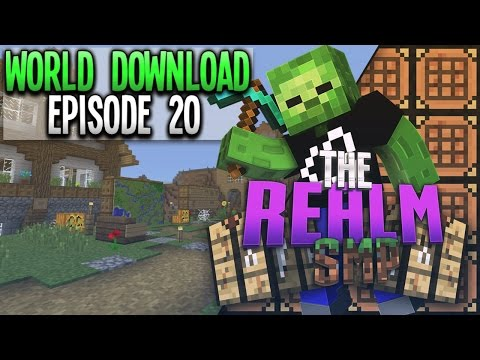 WORLD DOWNLOAD! - 0.16.0 Realms SMP E20 - Minecraft Pocket Edition