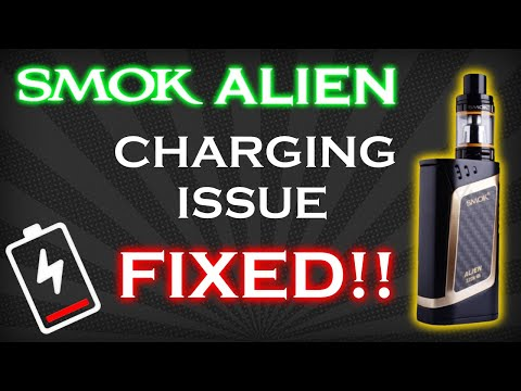 "how-to-fix-charging-problem-with-smok-alien-220w-""smok-alien-220w-wont-charge"""