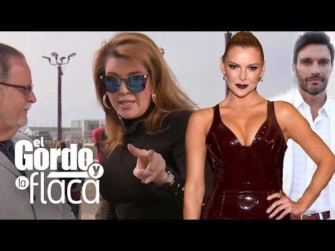 Alicia Machado envía fuerte advertencia a Marjorie de Sousa y Julián Gil | GyF