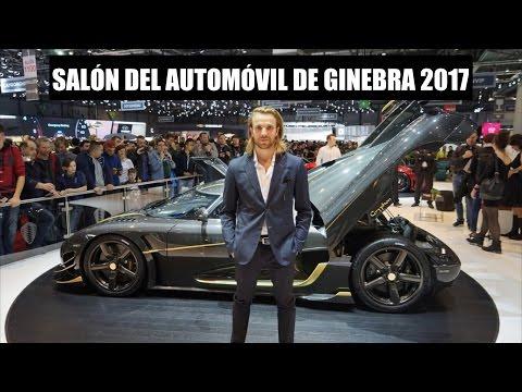 LO MÁS HEAVY!!! SALÓN DE GINEBRA 2017 | GENEVA MOTORSHOW | Dani Clos