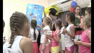 Правильное питание  Волонтеры учат детей