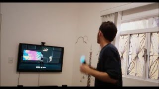 Me playing Everybody Dance Demo on PS3 [Part 01/03]