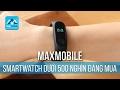 Báo Doanh Nghiệp: Apple Watch chiếm gần 1 nửa thị trường đồng hồ thông minh