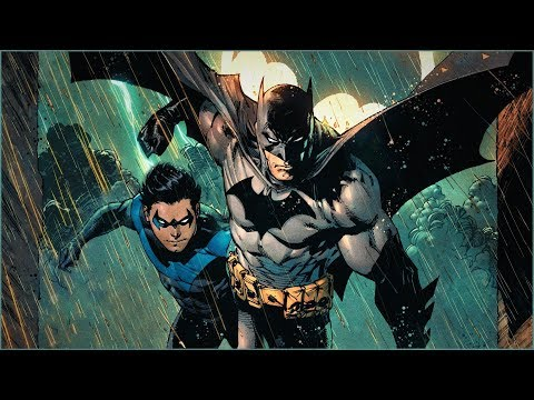 The Complicated History Between Bruce Wayne & Dick Grayson
