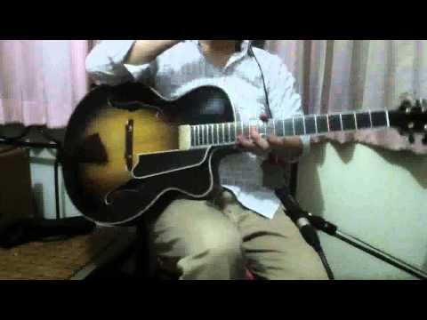 GIBSON L5 Lee Ritenour VS EASTMAN AR805CE (acoustic)