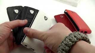 видео Купить кожаный чехол для ipad mini bmw signature flip black (bmfcmplb) обзор, фото, цена, характеристики