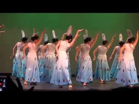 Peacock Dance - 20150131 HCCS Chinese New Year Gala