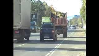 Видео курс ПДД -35 : Буксировка механических транспортных средств