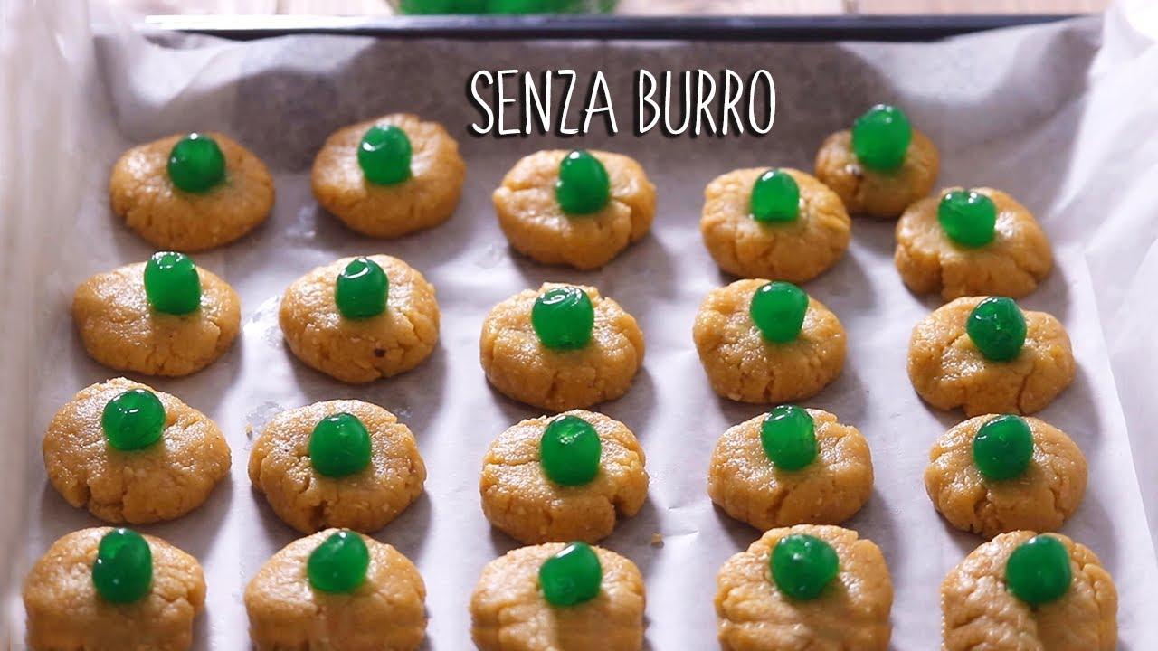 Download Pronti in 1 MINUTO! Biscotti SENZA BURRO alla frutta secca. Biscotti facili e veloci senza lievito
