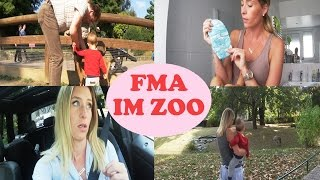 FMA im Zoo mit Oma & Opa